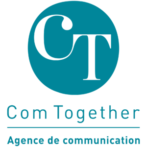 Logo agence de communication bègles